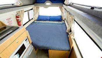 APAU Apollo Hitop - Camper Rental Broome - Campervan Rental Shop