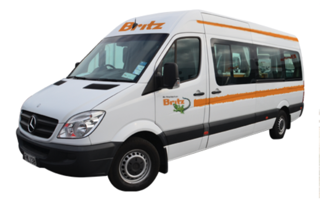 Britz Venturer Plus 3 Berth - RV Hire Sydney - Campervan Rental Shop