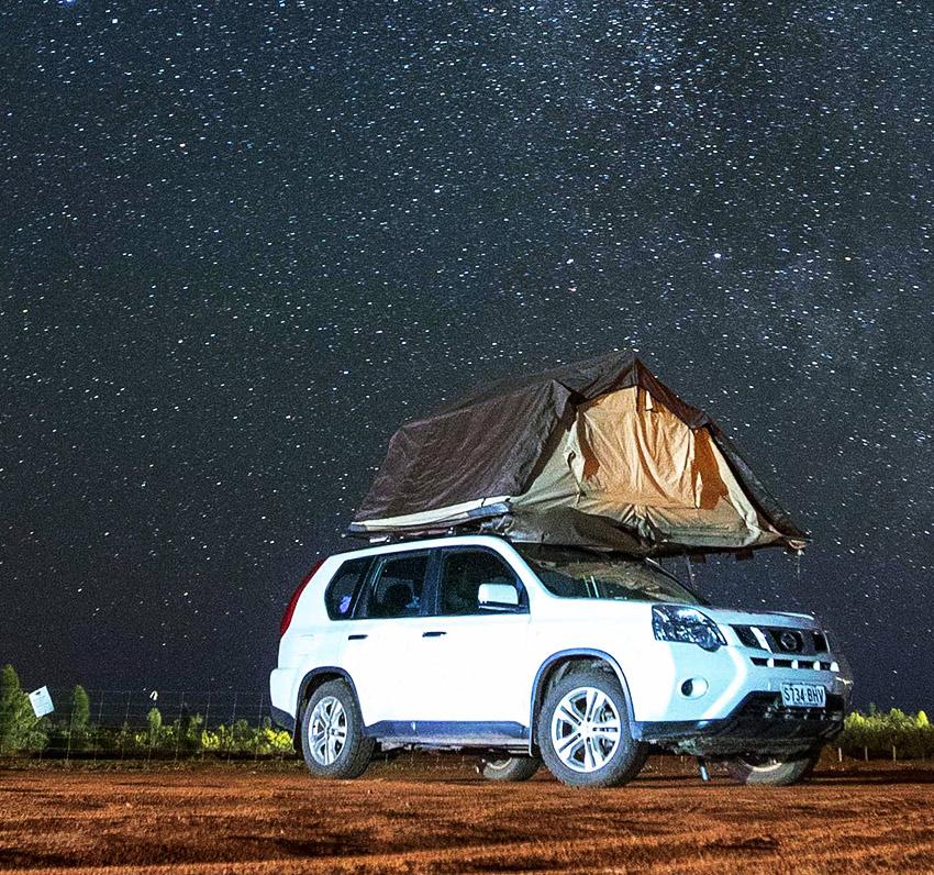 CV Bondi Safari Under the Stars - Campervan Hire Newcastle - Campervan Rental Shop