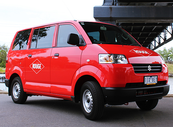 CV Rouge 2 Berth - RV Hire Sydney - Campervan Rental Shop