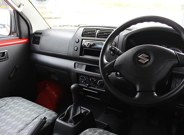 CV Rouge Steering Wheel - Campervan Rental Sydney - Campervan Rental Shop