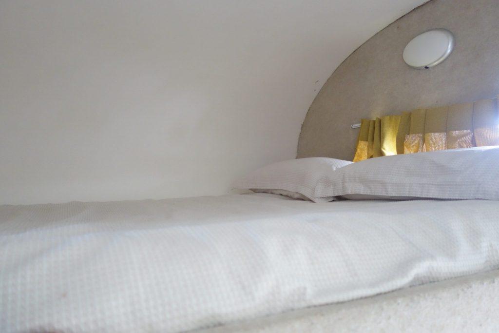 Campervan Bed 2 - RV Hire Newcastle - Campervan Rental Shop