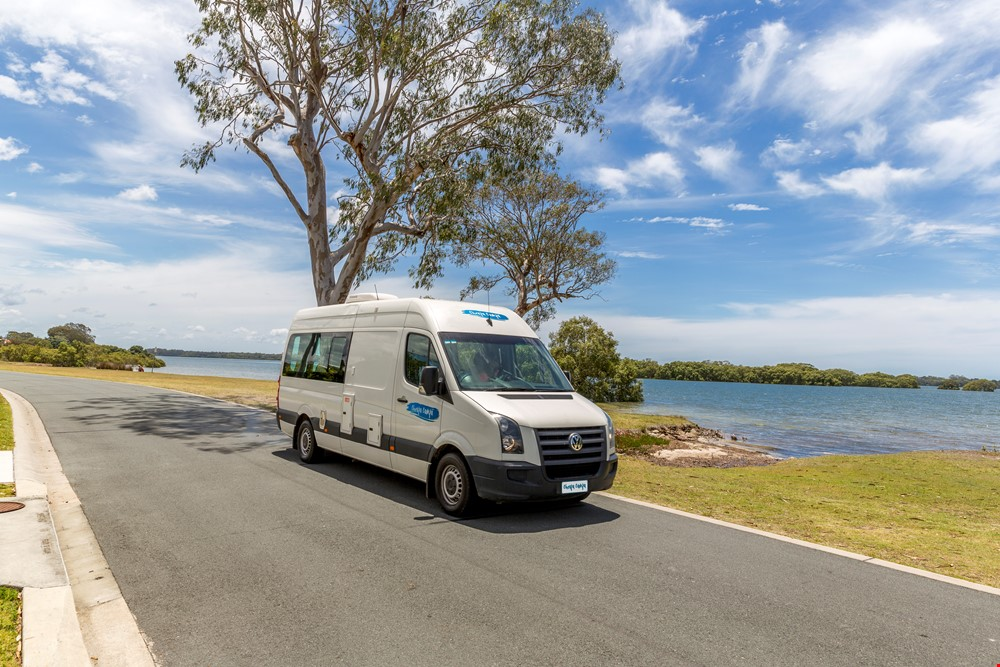 Cheapa 2 Berth - Camper Rental Byron-Bay - Campervan Rental Shop