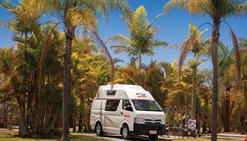 Apollo Endeavour Camper 4 Berth- Campervan Rental Sydney - Campervan Rental Shop