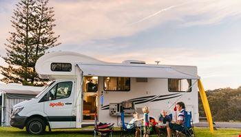 Apollo Euro Star - Campervan Hire Sydney - Campervan Rental Shop