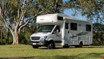 Uro Star Park under the Trees - Campervan Hire Broome - Campervan Rental Shop