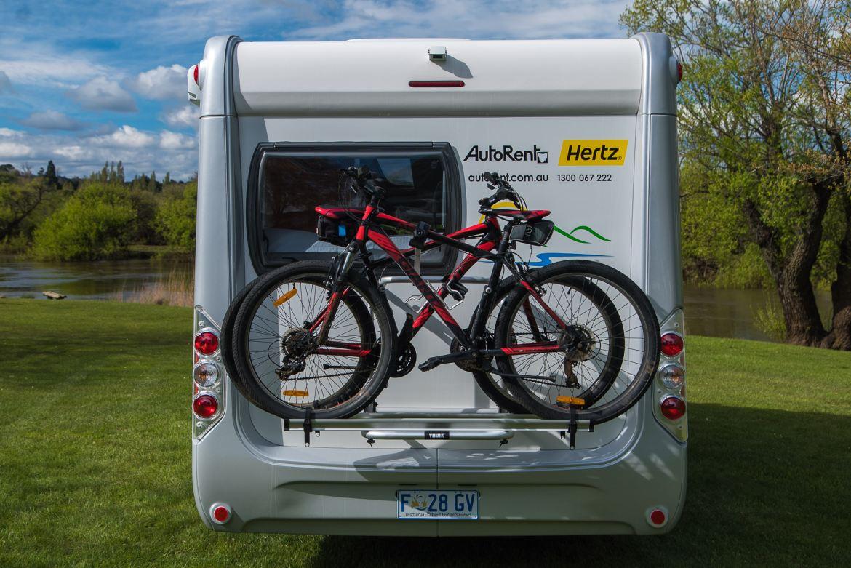 Hertz Premium - Camper Rental Sydney - Campervan Rental Shop