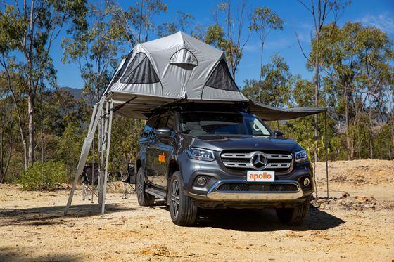 Apollo X-Terrain 7 - Campervan Rental Sydney - Campervan Rental Shop