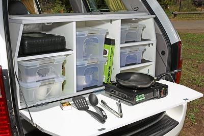 Hertz Camper Wagon Back - RV Rental Sydney - Campervan Rental Shop