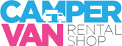 Campervan Rental Shop Logo - RV Rental Sydney - Campervan Rental Shop